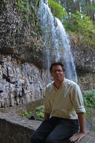 Micah at silver falls