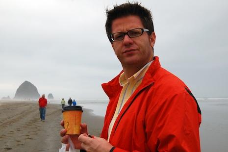Micah at cannon beach