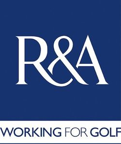 R and a working for golf