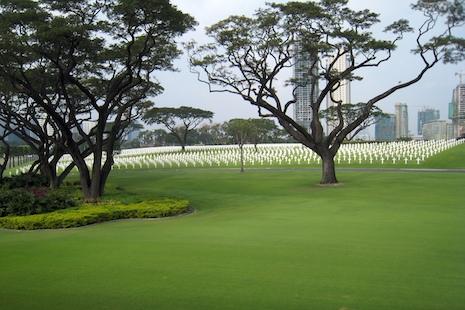Zoysia-american-cemetery-manila