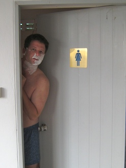 Micah-shave-trat-hotel