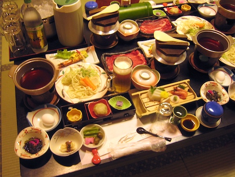 Nagano_dinner
