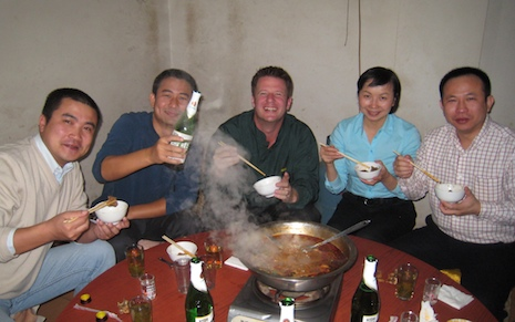 Kunming-lamb-hot-pot