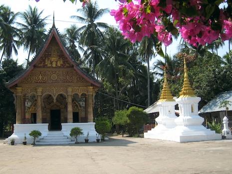 Wat-luang-prabang