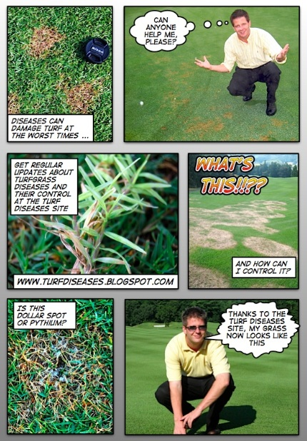 Turf Diseases website