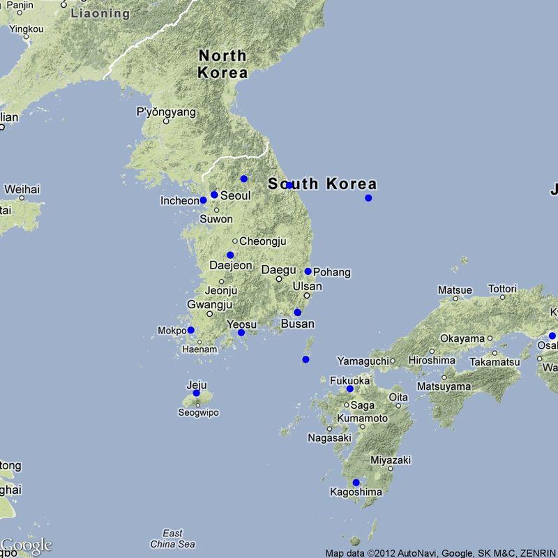 Korea-cities-zoom