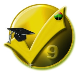 New Accreditation logo - Education no text with 9 points